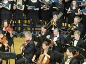 Performance of Mozart's Requiem. April 2014